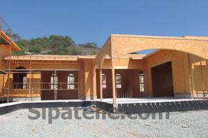 Строительство дома из сип панелей на Кипре - фото 1
