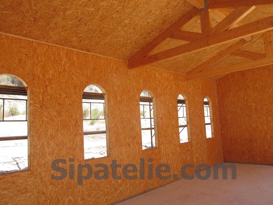 Строительство дома из сип панелей на Кипре - фото 6