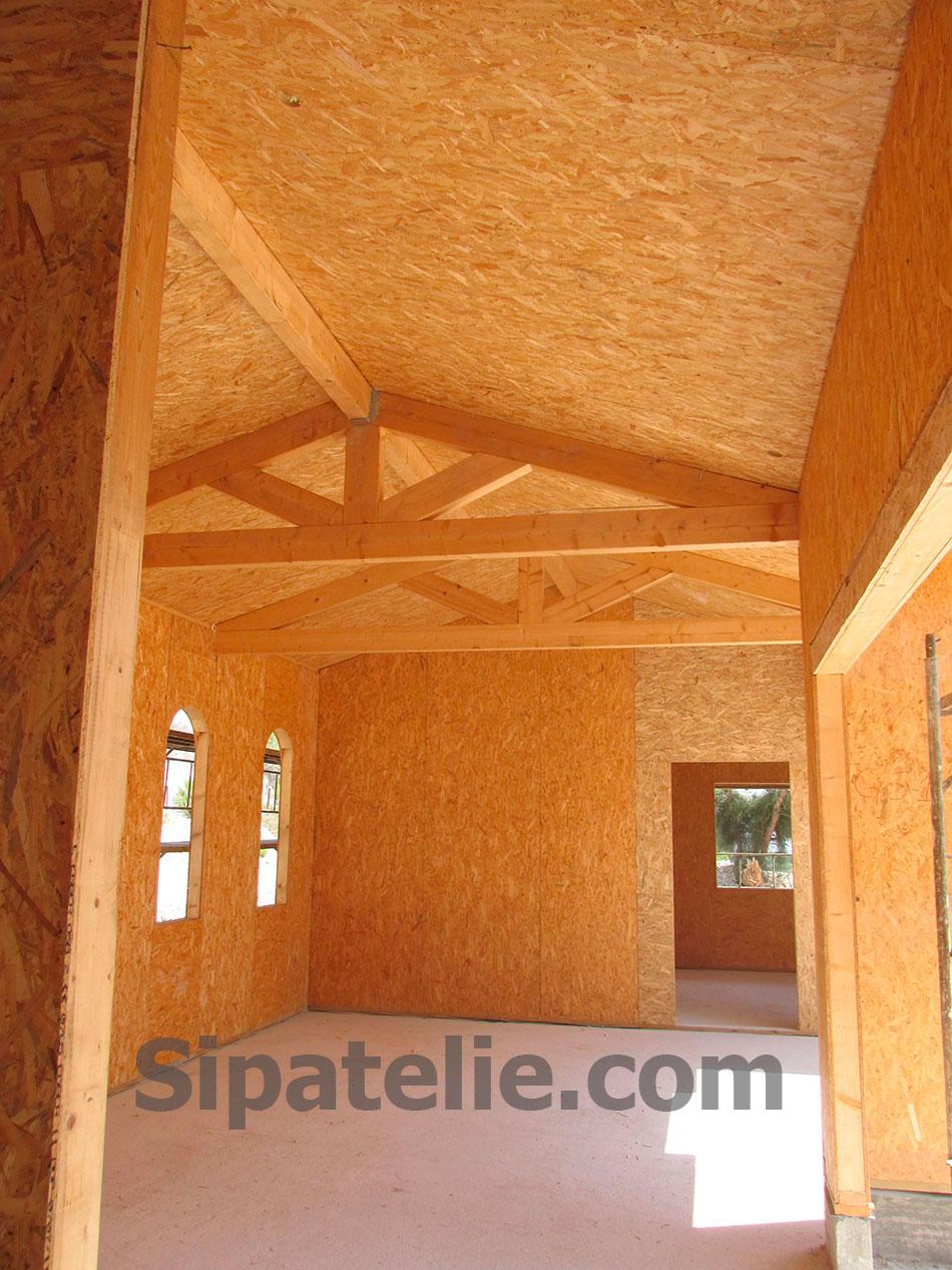 Строительство дома из сип панелей на Кипре - фото 7
