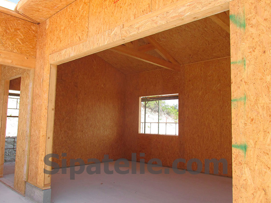 Строительство дома из сип панелей на Кипре - фото 9