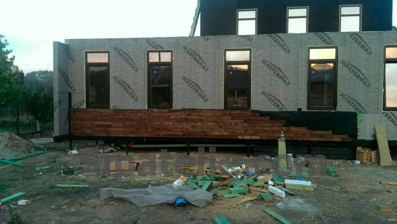 Строительство дома по канадской технологии - фото 5