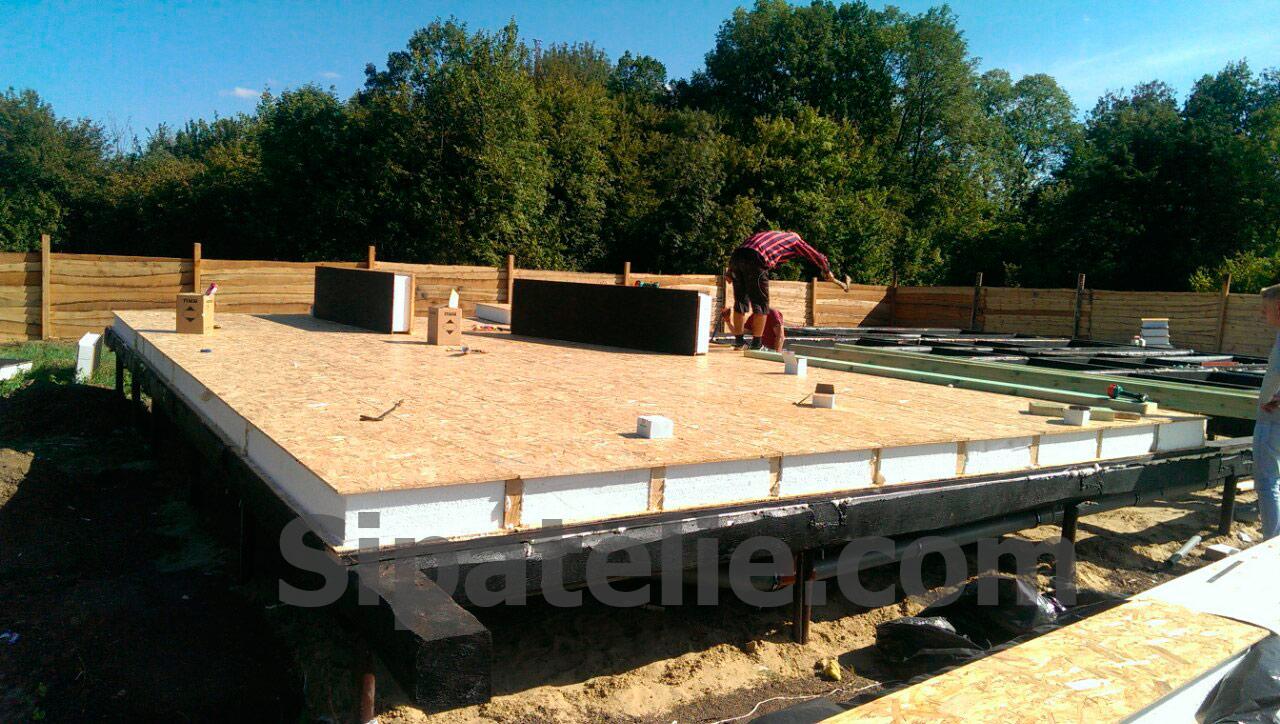 Строительство дома по канадской технологии - фото 6