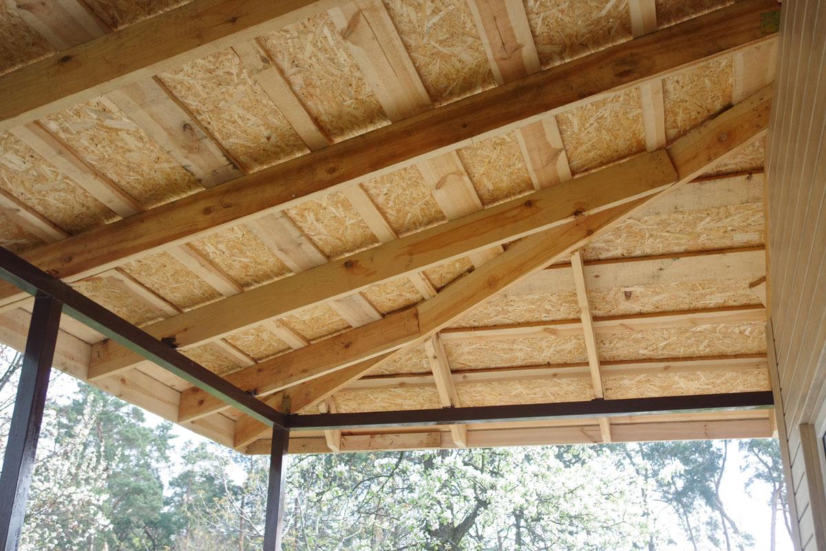 Строительство теплого дачного дома из СИП панелей - фото 6