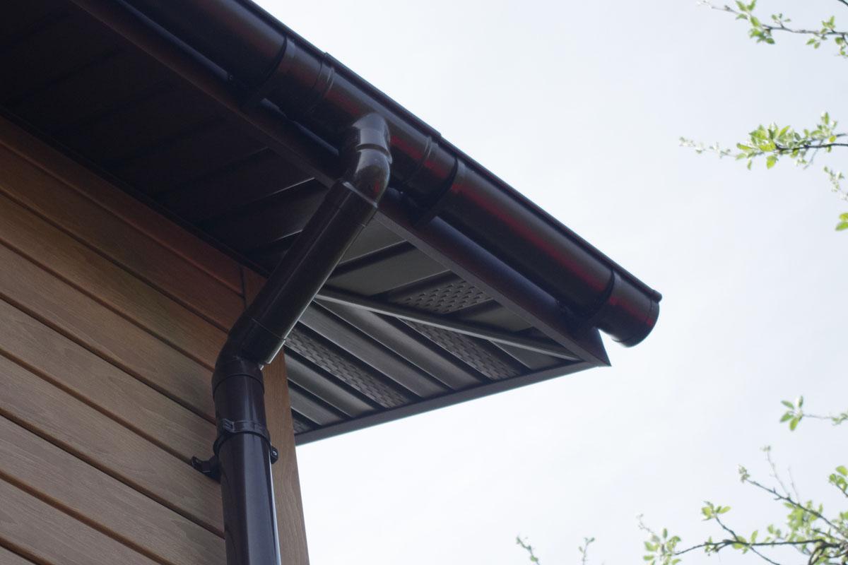 Строительство теплого дачного дома из СИП панелей - фото 8