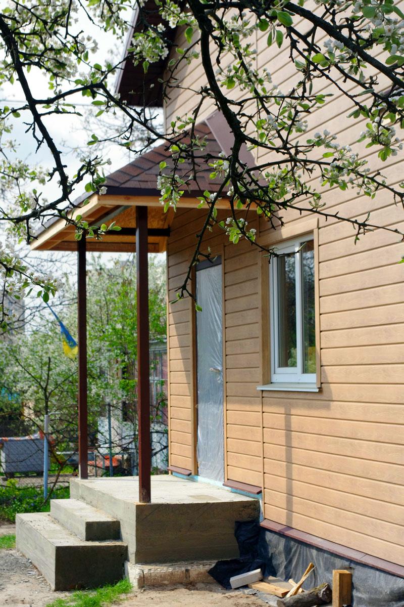 Строительство теплого дачного дома из СИП панелей - фото 2
