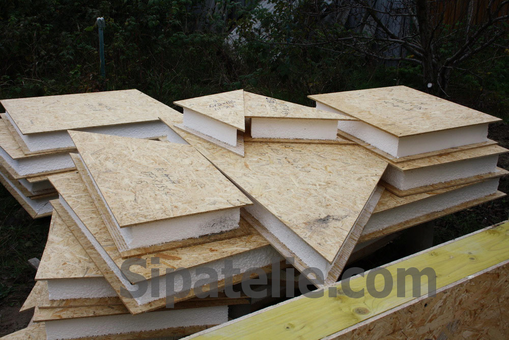 Строительство дома по канадской технологии в поселке Гатное - фото 5