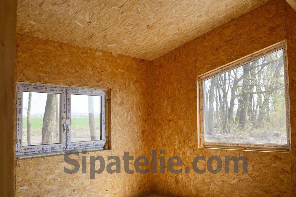 Строительство дома по канадской технологии в поселке Гатное - фото 7