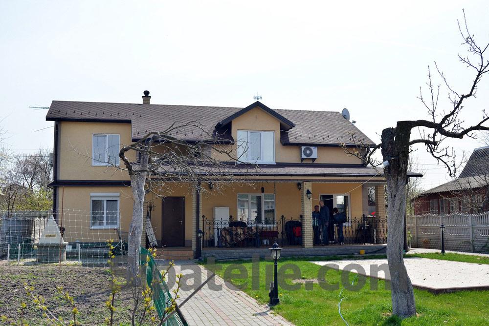 Современный дом по канадской технологии в поселке Глеваха - фото 5