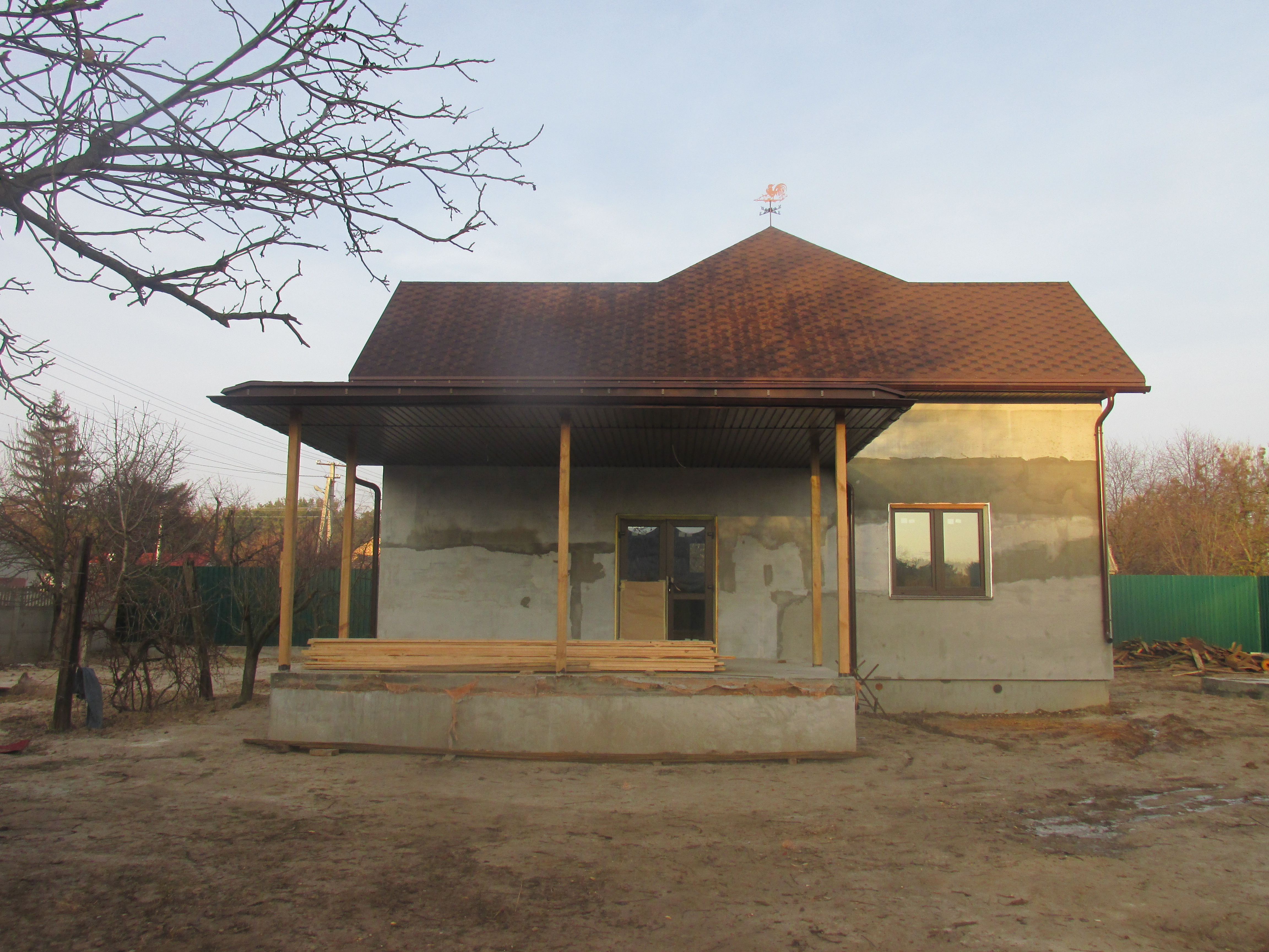 Строительство просторного и уютного дома из SIP панелей - фото 1