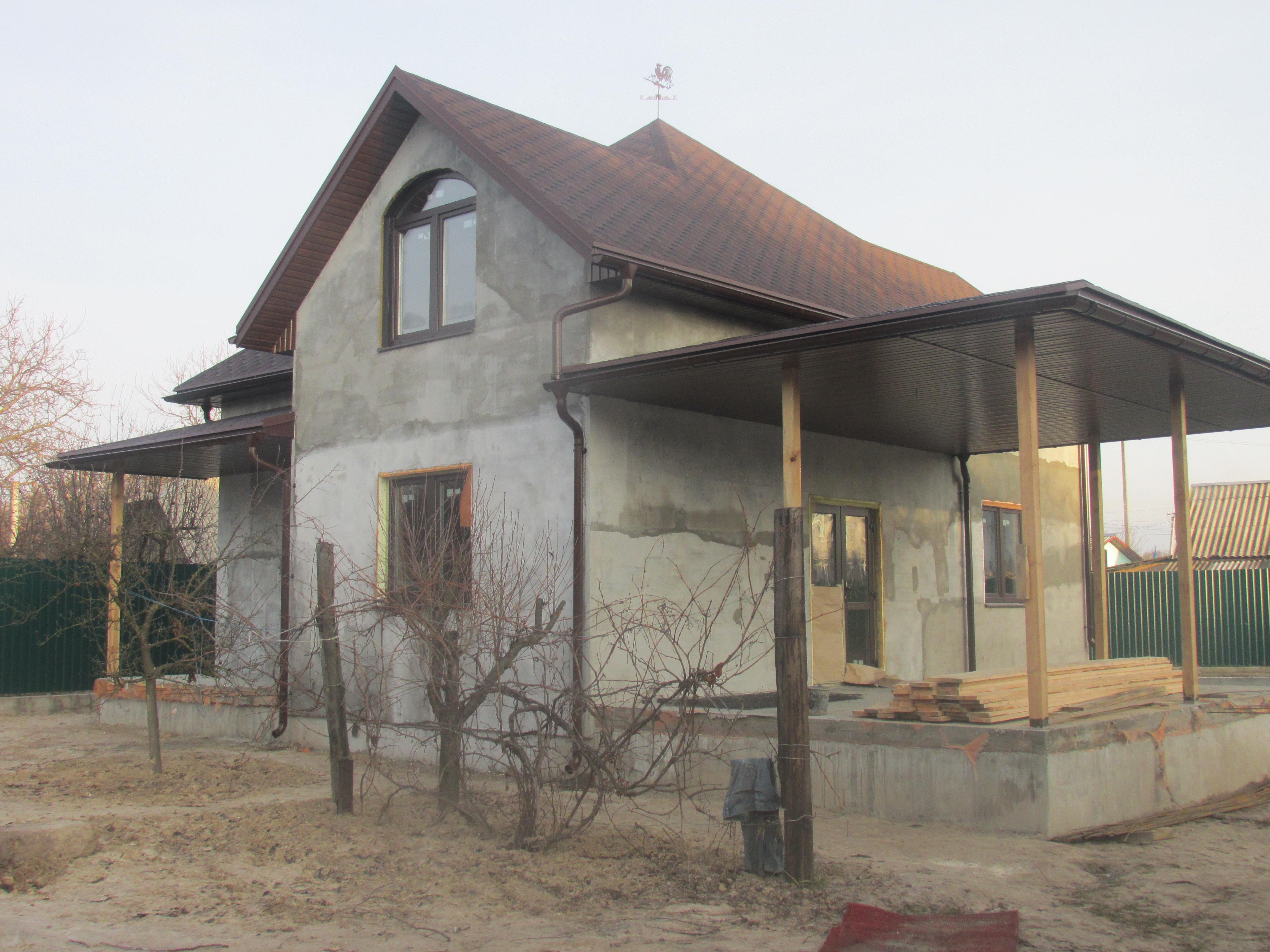 Строительство просторного и уютного дома из SIP панелей - фото 2