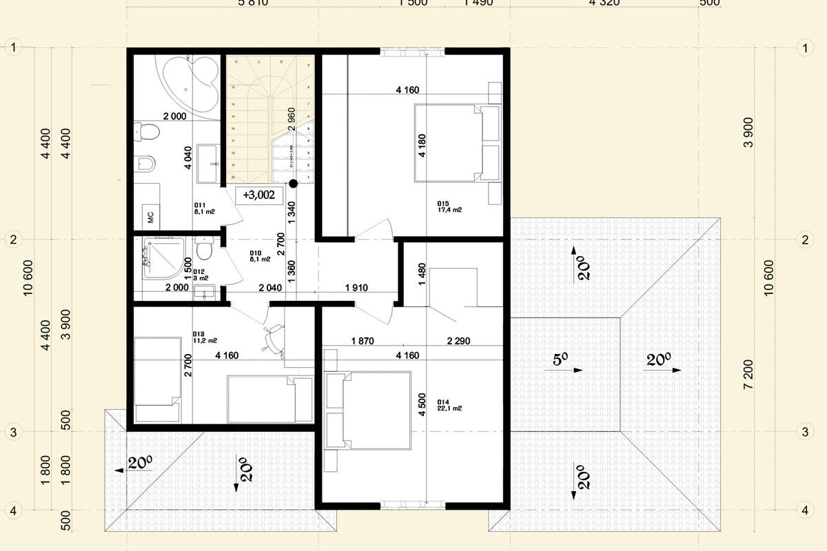 Строительство просторного и уютного дома из SIP панелей - фото 5