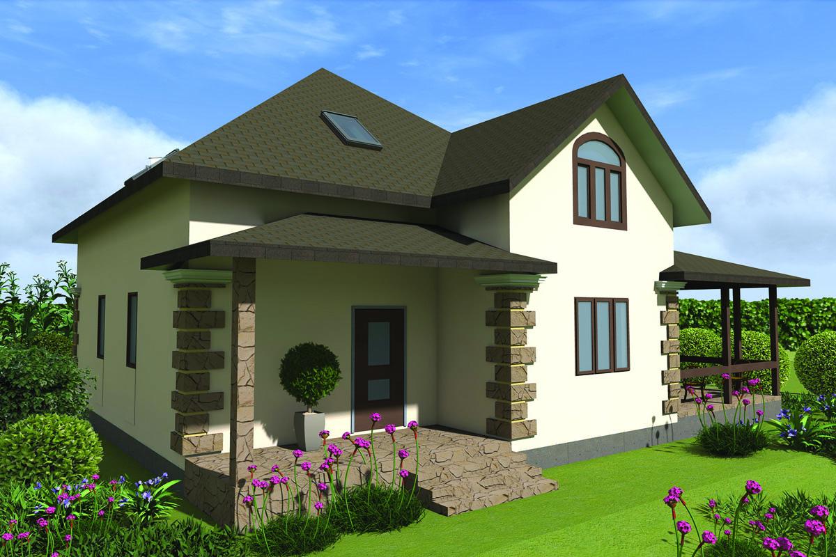Строительство просторного и уютного дома из SIP панелей - фото 6