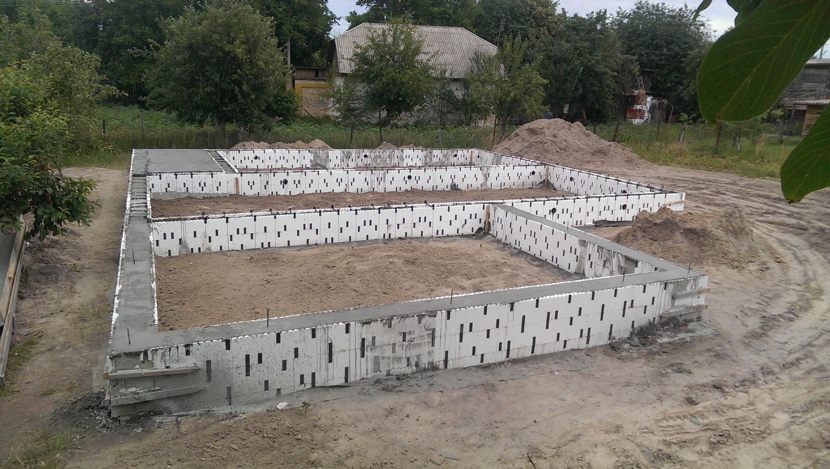 Строительство просторного и уютного дома из SIP панелей - фото 8