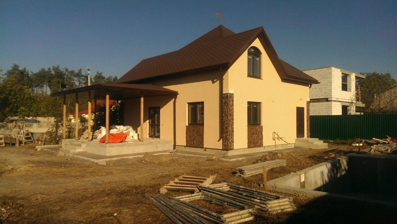 Строительство просторного и уютного дома из SIP панелей - фото 10