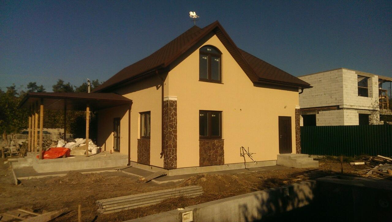 Строительство просторного и уютного дома из SIP панелей - фото 11