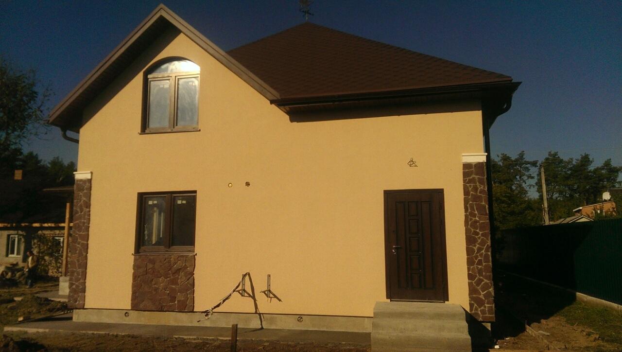 Строительство просторного и уютного дома из SIP панелей - фото 12