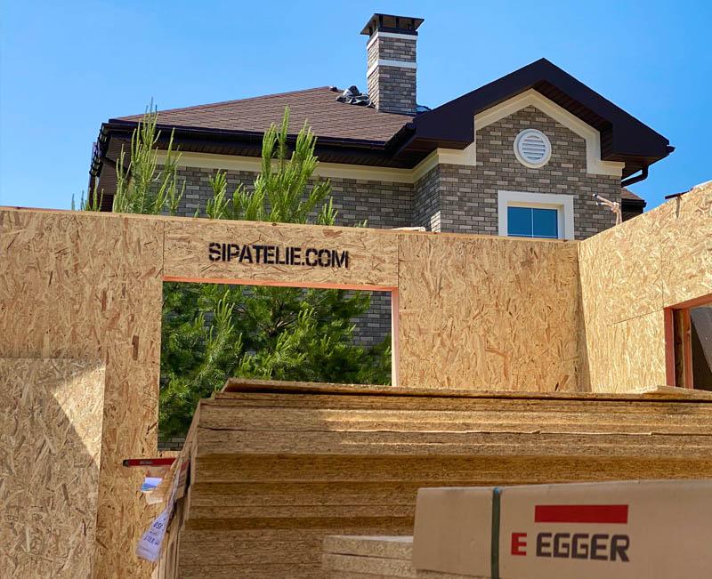 строительство каркасных домов - цена каркасного дома