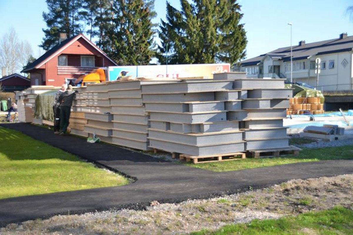Строительство жилого дома из сип-панелей в г. Осло, Норвегия - фото 6