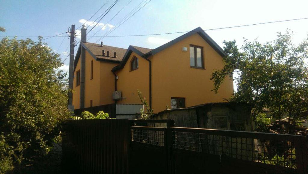 Жилой частный дом из сип панелей «Вердеп» 141.72 м2 - фото 3